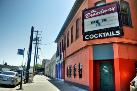 Boggia's favorite location is on Broadway and 4th street. It's been unoccupied for years. Photo: Lauren Benichou